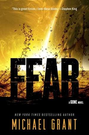 Fear de Michael Grant