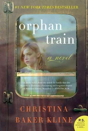 Orphan Train: A Novel de Christina Baker Kline