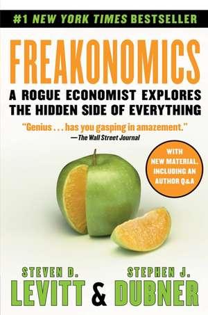 Freakonomics de Steven D. Levitt