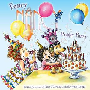 Fancy Nancy: Puppy Party de Jane O'Connor