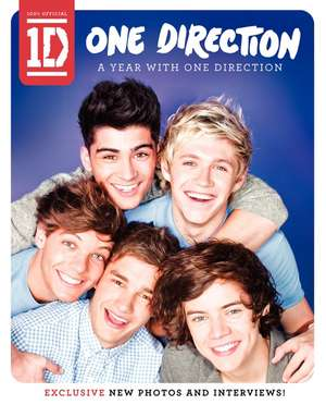 One Direction: A Year with One Direction de One Direction