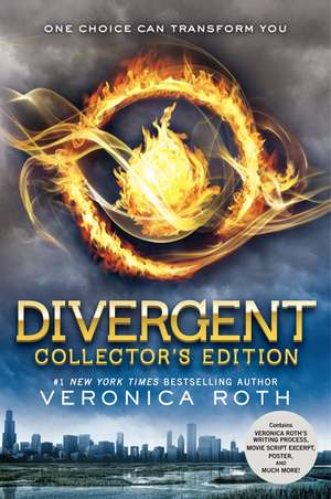 Divergent Collector's Edition de Veronica Roth