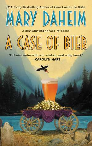 A Case of Bier: A Bed-and-Breakfast Mystery de Mary Daheim