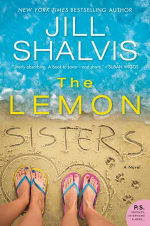 The Lemon Sisters: A Novel de Jill Shalvis