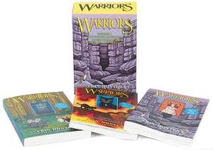 Warriors Manga 3-Book Full-Color Box Set imagine