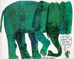 Do You Want to Be My Friend? de Eric Carle