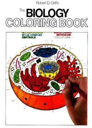 The Biology Coloring Book de Robert D. Griffin