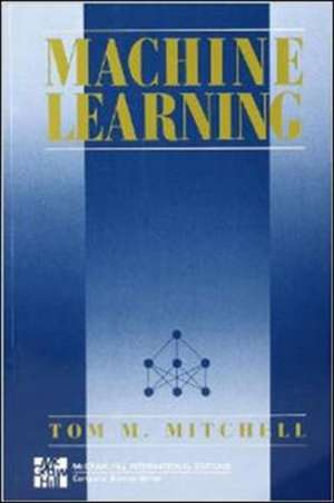 MACHINE LEARNING (Int'l Ed)
