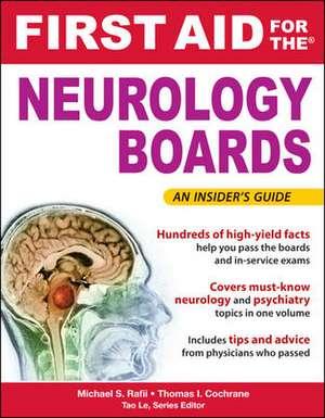 1ST AID FOR THE NEUROLOGY BOAR