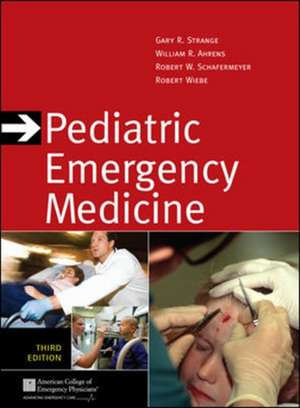Pediatric Emergency Medicine, Third Edition