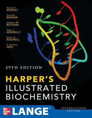 Harpers Illustrated Biochemistry (29th edition)