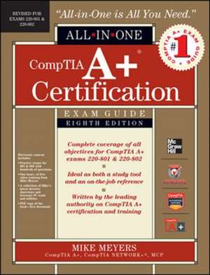 Comptia A+ Certification All-in-one Exam Guide  (e