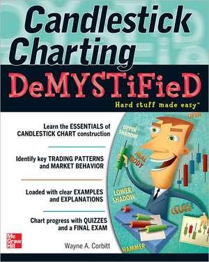 Candlestick Charting Demystified de Wayne Corbitt
