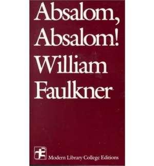 Absalom, Absalom! de William Faulkner