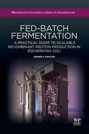 Fed-Batch Fermentation: A Practical Guide to Scalable Recombinant Protein Production in Escherichia Coli