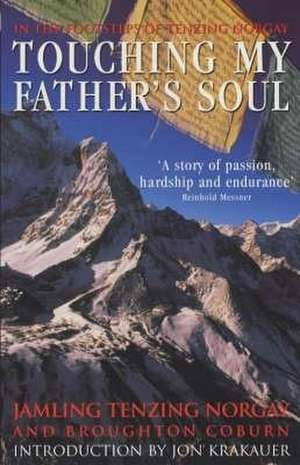 Touching My Father's Soul imagine
