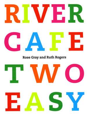 River Cafe Two Easy de Rose Gray
