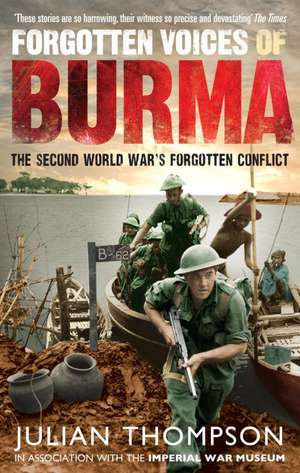 Forgotten Voices of Burma imagine