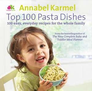 Karmel, A: Top 100 Pasta Dishes imagine