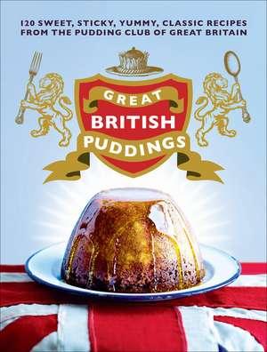 Great British Puddings imagine