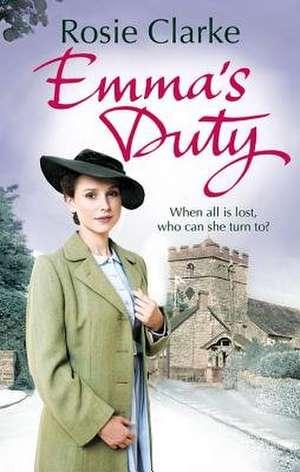 Emma's Duty de Rosie Clarke