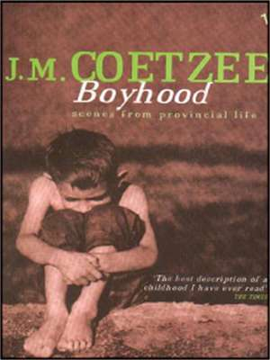 Boyhood: A Memoir imagine