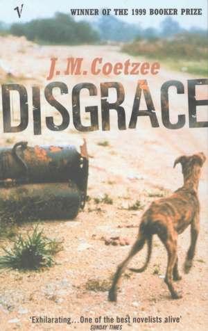 Disgrace de J. M. Coetzee