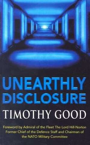Unearthly Disclosure imagine