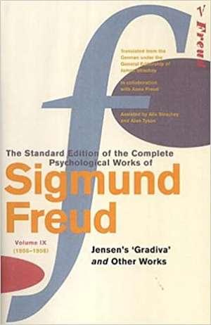 Complete Psychological Works Of Sigmund Freud, The Vol 9 imagine