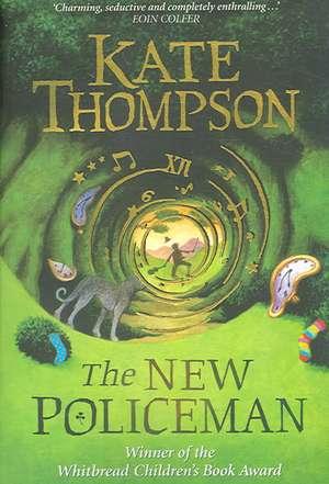 Thompson, K: The New Policeman imagine