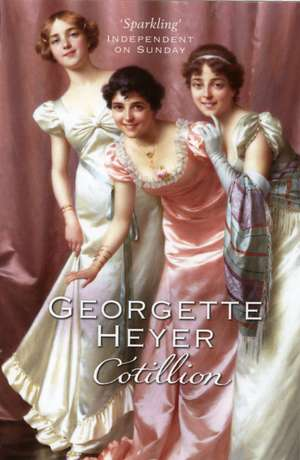 Cotillion de Georgette Heyer