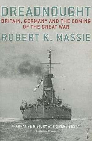 Dreadnought de Robert K. Massie