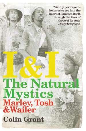 I & I: The Natural Mystics imagine