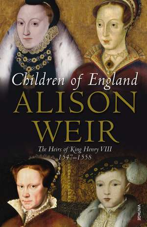 Children of England imagine