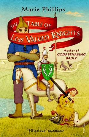 The Table of Less-Valued Knights