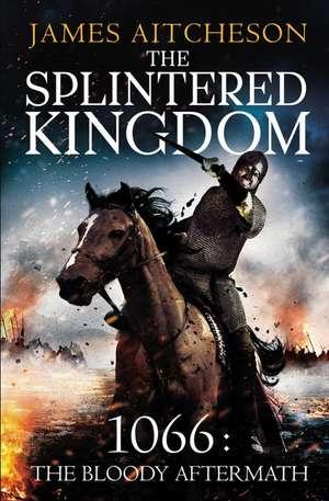 The Splintered Kingdom de James Aitcheson