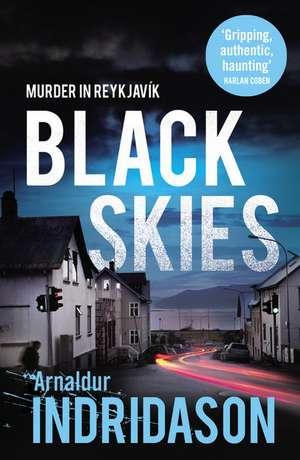 Black Skies de Arnaldur Indridason
