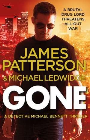 Gone de James Patterson