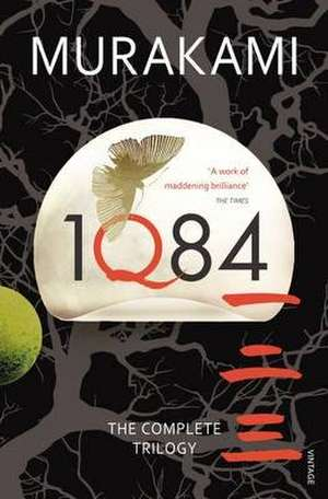 1Q84: Books 1 and 2 and 3 de Haruki Murakami