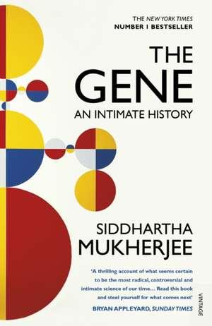 The Gene de Siddhartha Mukherjee