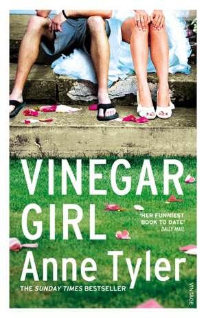 Vinegar Girl de Anne Tyler