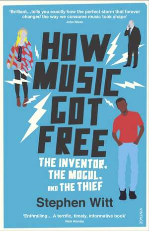 How Music Got Free imagine
