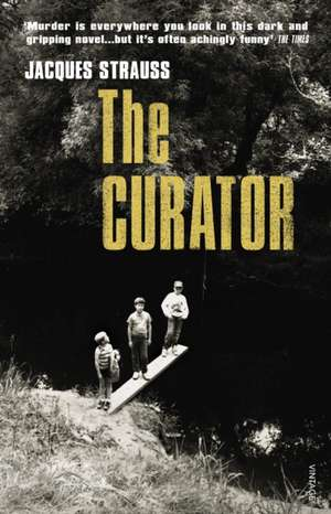 The Curator de Jacques Strauss