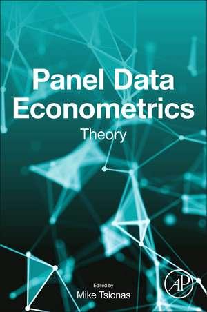 Panel Data Econometrics: Theory de Mike Tsionas