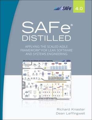 Scaled Agile Framework (Safe) Distilled