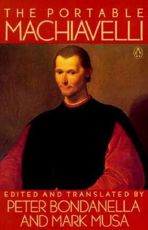 The Portable Machiavelli imagine