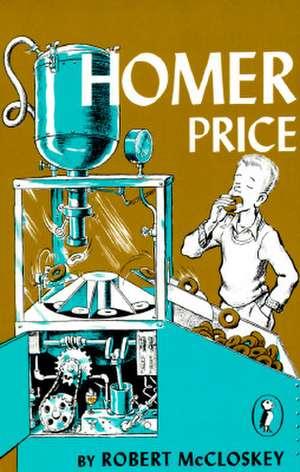 Homer Price de Robert McCloskey
