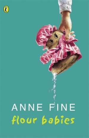 Flour Babies de Anne Fine