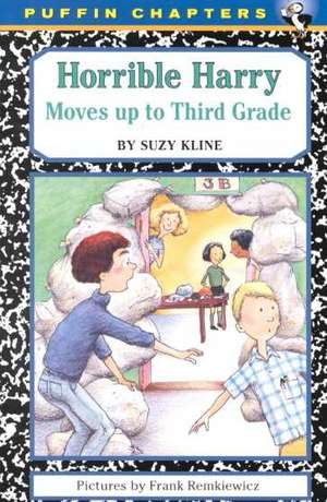Horrible Harry Moves Up to the Third Grade