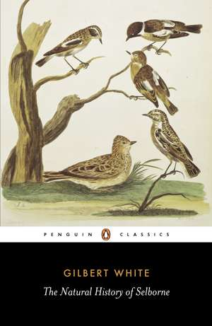 The Natural History of Selborne de Gilbert White